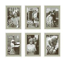 Alderney  2011 Queen Elisabeth II  85jaar  postfris/MNH