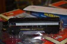 Bachmann #63706 HO F7 A Diesel Locomotive Western Maryland - NEW