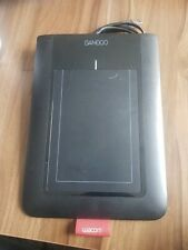 Wacom CTL460 Bamboo Pen Tablet NO PEN