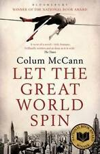 Let the Great World Spin, McCann, Colum, Used; Acceptable Book