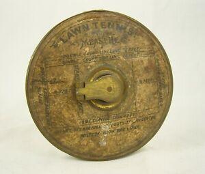 Vintage Lawn Tennis Tape Measure