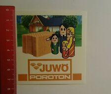 Aufkleber/Sticker: Juwö Poroton (081016134)