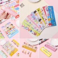 Kawaii Animal Memo Pad Bookmarks Creative Animal Sticky Notes Paper Stickers