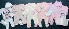 BabyKleidung Mädchen Paket/set Gr.62/68 Bekleidung Marken H&M,Disney,Orsolino,Es
