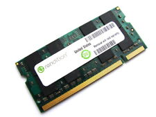 Rendition RM25664AC800 2GB 2Rx8 200-Pin SODIMM PC2-6400S DDR2 Laptop Memory