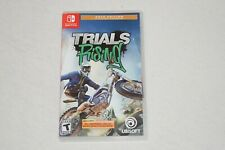 Trials Rising Gold Edition (Nintendo Switch) w/STICKERS *FAST SHIPPING*