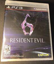 Resident Evil 6 (PS3) NEW