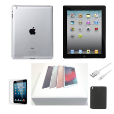 APPLE -- IPAD 2 16GB BLACK WIFI ONLY- WITH ACCESSORIES --- BUNDLE / KIT OPEN BOX