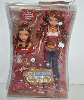 Barbie My Scene Swappin Styles Madison Doll New
