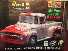 "REVELL Ed ""BIG DADDY"" Roth '56 Ford F-100 PICKUP MODEL KIT 1/25 SCALE 1956"