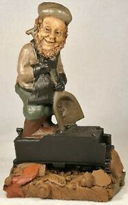 STOKES-R 1986~Tm Clark Gnome~Cairn Item #1132~Ed #60~Train Series~Story~Signed