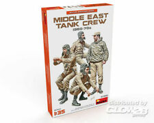 MiniArt: Middle East Tank Crew 1960-70s in 1:35 [6463761]