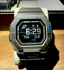 CASIO G-SHOCK GBX-100-1JF G-LIDE Bluetooth Mobile link function Men`s Watch