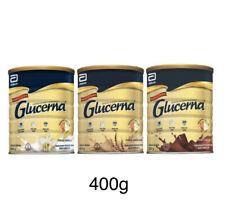 NEW Glucerna Triple Care DIABETIC Milk Powder 400g - Vanilla Chocolate Wheat