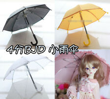 Cute BJD Umbrella 4colors For Doll 1/4 MSD SD LUTS DD Doll Accessories AC37
