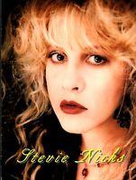 STEVIE NICKS 1994 STREET ANGEL WORLD TOUR CONCERT PROGRAM BOOK BOOKLET / EX 2 NM