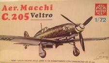 Aerei scala 1/72 AER.MACCHI C. 205 VELTRO -  SUPERMODEL 013