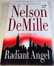 A John Corey Novel: Radiant Angel 7 by Nelson DeMille (Hardcover) ~ Brand New