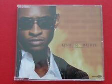 USHER - BURN, Maxi EP Musik CD Rock Pop ~015