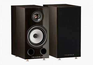 """Triangle 40th Anniversary Comete Pair of 6.5"""" Special Edition Bookshelf Speakers"""