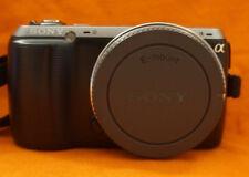 Sony NEX C3 schwarz 16.2 MP nur Body