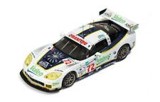 1:43 Chevrolet Corvette n°72 Le Mans 2008 1/43 • IXO LMM155