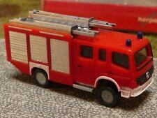 "HERPA 1:160//Spur N Mercedes-Benz Atego HLF 20 /""Feuerwehr/"" #066716 NEU//OVP"