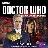 GEORGE MANN - DOCTOR WHO: DIE DYNASTIE DER WINTER TEIL 2-DAS  2 CD NEU
