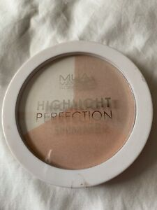 NEW & SEALED MUA MAKEUP ACADEMY HIGHLIGHT PERFECTION SHIMMER