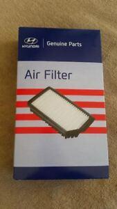 Kia Genuine Rio (MY11-16) service kit  - Air, Oil, Cabin Pollen (AIrcon) Filter.