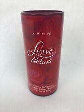 Avon Love Blush Shimmering Body Powder Talc Valentine - Fast Free Shipping