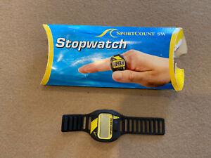 SPORTCOUNT Compact Stopwatch Swim Timer - Waterproof  SC