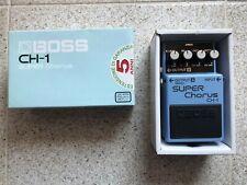 Boss Chorus Ch-1 effetto per Chitarra usato ma con scatola originale