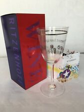 Ritzenhoff Weinglas Künstler-Serie MATTHIAS BENDER von 2011 EXTREM SELTEN