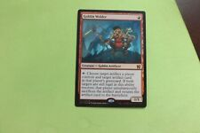 1x Goblin Welder FOIL x1 * Condition : EX* Elves Vs Inventors MTG