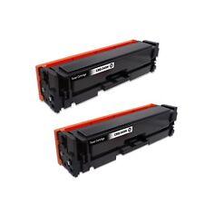 2 Black Toner for Canon 045 H XL imageCLASS MF632CDW MF634CDW LBP612CW