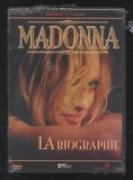 NEUF DVD MADONNA LA BIOGRAPHIE star de la pop avec interviews de son frère