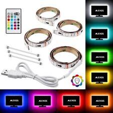 RGB-TV-Hintergrundbeleuchtung USB A75 LED Backlight für 42-65 Zoll Fernseher 2m