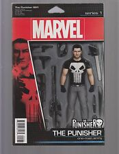 THE PUNISHER #1 - ACTION FIGURE VARIANT COVER BY JOHN TYLER CHIRSTOPHER