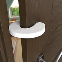 6x Klemmschutz für Fenster Türen Stopper Baby Fingerschutz weich EVA Türen Karte