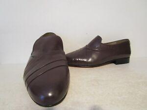 Giorgio Brutini Mens Pierce Genuine Kidskin Leather Slip On Casual Dress Loafers