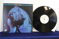 Johnny Winter, About Blues, Janus Records JLS 3008, 1969, Texas Blues/Psych Rock