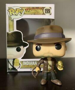 Funko POP! 199# Indiana Jones Exclusive Model Collection Vinyl Action Figures