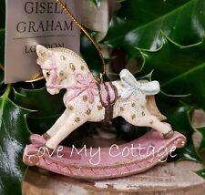 Gisela Graham Horse Christmas Tree Ornaments | eBay