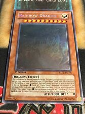 Yugioh Rainbow Dragon TAEV-EN006 Ghost Rare 1st Edition M/NM