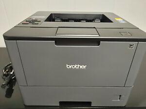 Brother HL-L5200DW Wireless Business Monochrome Laser Printer