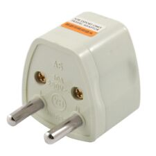 Universal UK IRE AU  US to EU AC Plug Adapter Travel Converter