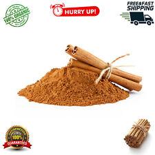 Organic Ceylon Cinnamon Powder High Quality True Cinnamon ALBA  Not cassia