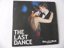 THE LAST DANCE PROMO CD CAT STEVENS COMMODORES INXS ELTON JOHN JOAN ARMATRADING