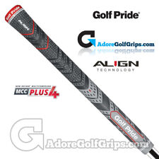 Golf Pride New Decade Multi Compound MCC Plus 4 ALIGN Midsize Grips - Grey x 1